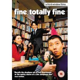 Fine, Totally Fine [DVD]
